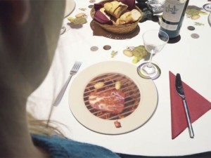 Le Petit Chef: Projection Mapping on your Dinner Plate!